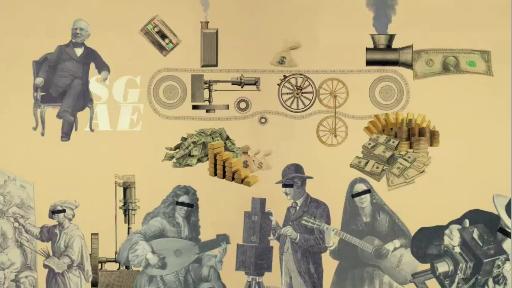 """Illustration extraite de la vidéo """"Nosotros Creamos. Nosotros Decidimos"""" d'Xnet"""